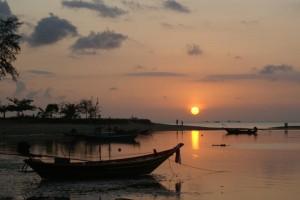 Koh Samui, Thailand Sunset